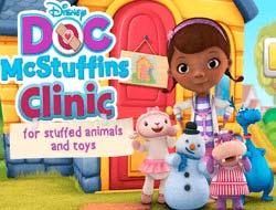 Dr Mcstuffin Spel