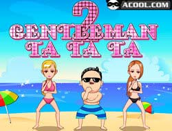 PSY gangnam style games - play free on Game-Game