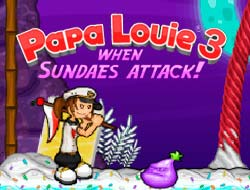 Papa Louie Games Play Free On GameGame - Papa louie cuisine