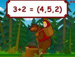 Маша и медведь игры фото 410-747