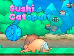 Онлайн бесплатная игра суши кот