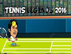 Игры на двоих легенды тенниса
