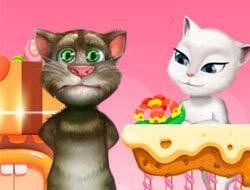 Ігри для дівчат кот том