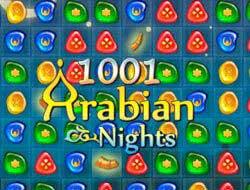 trò chơi 1001 Arabian Nights . Chơi trực tuyến miễn phí.