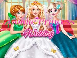 Игры делать платья на свадьбу