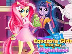 01827bed67 Últimas equestria jogos de meninas - jogar gratuitamente no Jogo - Jogo