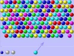 игра стрелок шарики играть онлайн бесплатно