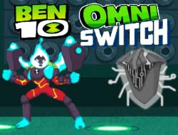 Game Ben 10 Omni Switch Play Free Online