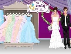 58ccb76c7f Legújabb Esküvői Öltöztetős játékok. Játék Esküvői ruha . Játssz ingyenes  online.