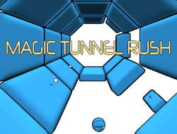 Game Magic Tunnel Rush Online Play For Free