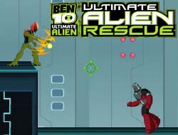 Game Ben 10 Ultimate Alien Rescue Play Free Online