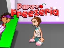 Онлайн игры девочек кулинария папы