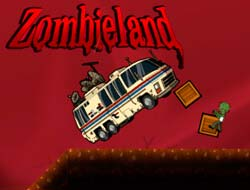 Game Ben 10 Zombieland Play Free Online