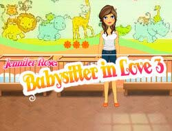 Game Jennifer Rose: Babysitter in Love 3. Play Free Online.